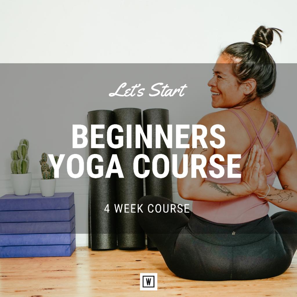 Beginners Yoga Course Leeds