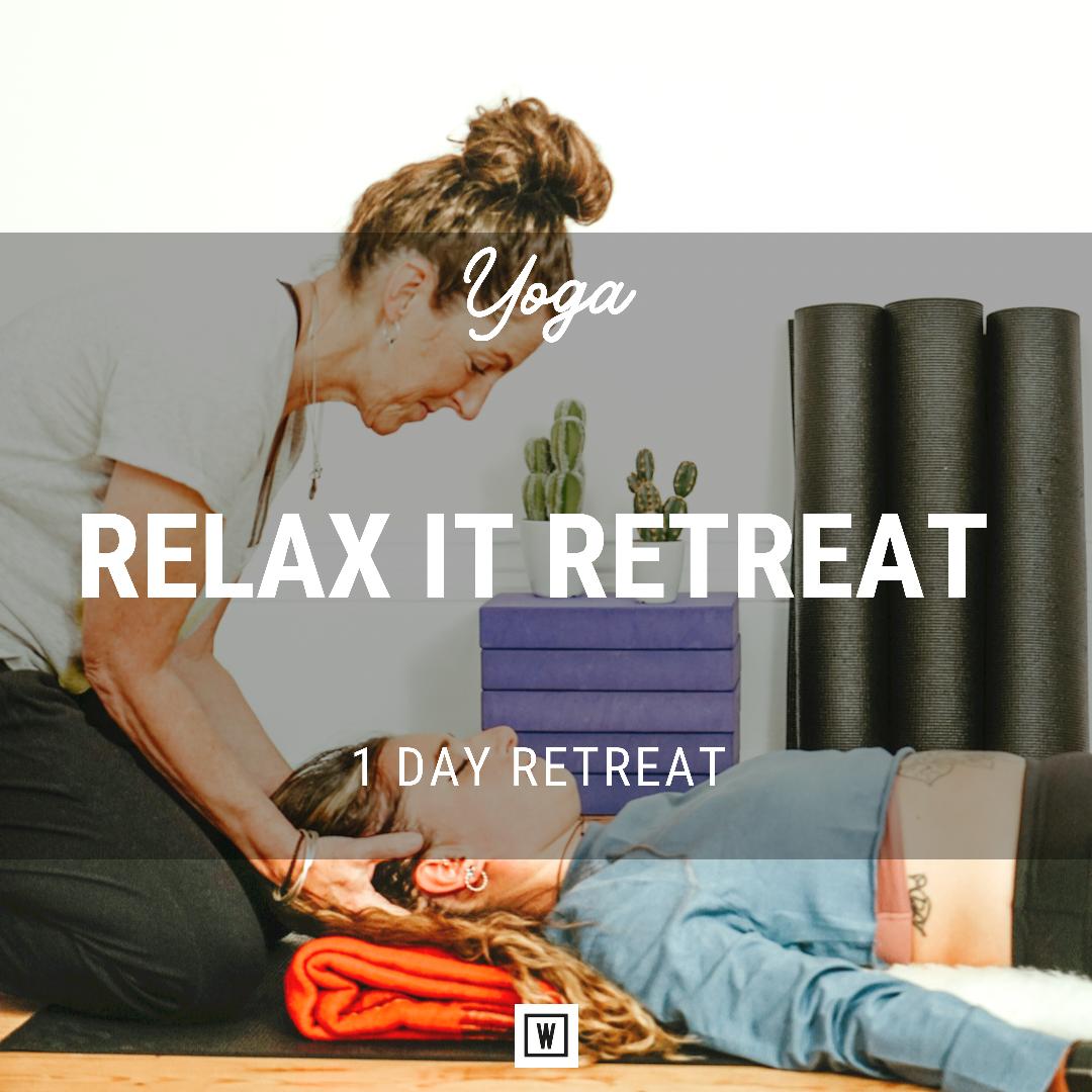 Relax it Retreat Leeds