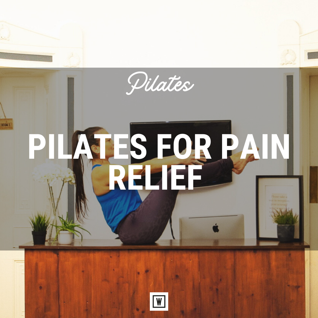 Pilates for pain Relief Leeds
